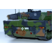 Char LEOPARD 2A5  1/16eme RTR Camouflage vert