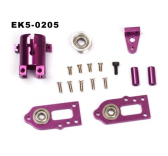 EK5-0205 - Carter anticouple alu - Esky - 001621 / EK5-0205