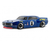 Carrosserie chevrolet camaro 1968 200mm - HPI - 87007494 - 87007494