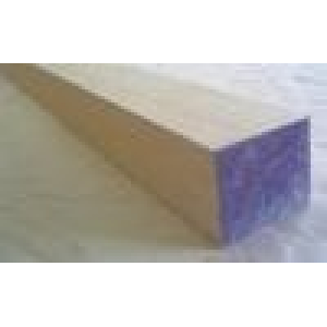 Bloc balsa long 100 25x25 - 1182525
