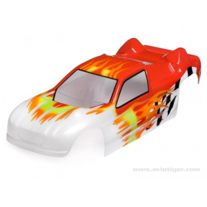 Carrosserie Strada XT Rouge - 1500MV22065