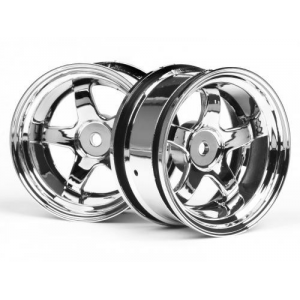 Jantes work Meister S1 chrome 6mm - 87003592