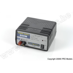 Fusion power Supply 13.8V 200W - FS-PS200E