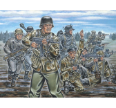 Infanterie Allemande WWII - REVELL-02502