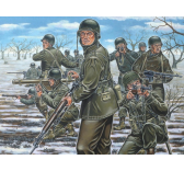 Infanterie US WWII - REVELL-02503