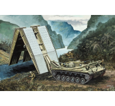 M-48 & Scissors Bridge (Bruckenle) - REVELL-00017