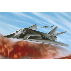 F-117A Stealth Fighter - REVELL-04037