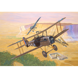 Royal Aircraft Factory S.E. 5a - REVELL-04061