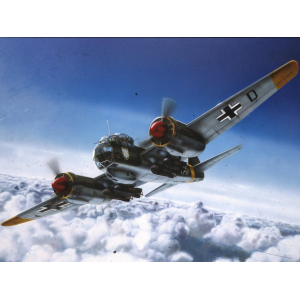 Junkers Ju 88 A-4/D-1 - REVELL-04130