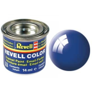 Bleu France Brillant - REVELL-32152