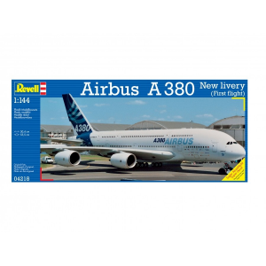 Airbus A380 New Livery - REVELL-04218