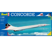 Concorde British Airways - REVELL-04257
