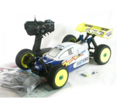 Modelisme voiture - S8BXE BUGGY RTR - LRP - 2700130300