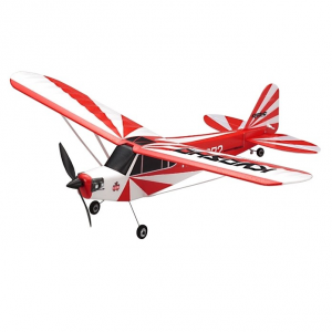 Modelisme avion - Minium Clipped Wing Cub Rouge - Kyosho - 10752CR