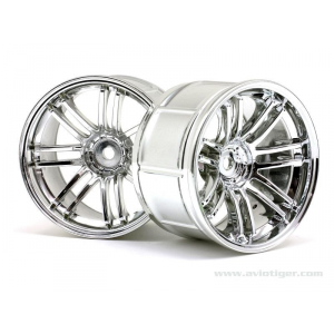 Jantes LP35 Wolkracing Chrome - 87003342
