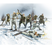 Infanterie Russe Hiver, WWII - REVELL-02516