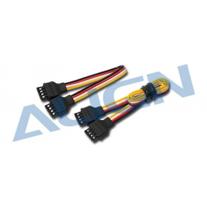 Cable de signal 3G Flybarless - HEP3GF01T