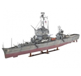Atomic Cruiser USS Long Beac - REVELL-00022