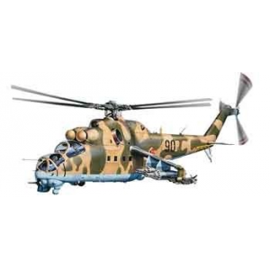 Mil-24 Helicopter - REVELL-15856
