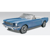 64 1/2 Mustang Convertible - REVELL-12095