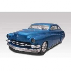 49 Mercury Custom Coupe 3 n - REVELL-12860