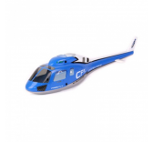 002823 - Fuselage bleu - Honey bee CX - 002823