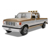 Ford F-250 Super Duty Pickup - Revell-17212