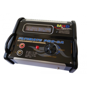 Modelisme chargeur - Ultimate Pro-8A - MHD - Z032089