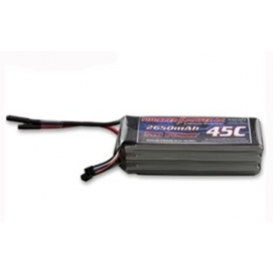 2650Mah 22.2V Pro Power 45C - Modelisme thunder power - TP2650-6SP45