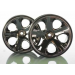 Wheels, All-Star 2.8 Noir - 5576A