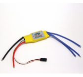 Controleur Brushless 20A B&B Models - 20A-ESC