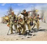 Infanterie ecossaise 8Th, WWII - REVELL-02512