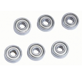 Roulement 8x22x7mm (6 pieces) - 90162-81