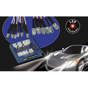 Systeme LED special voiture - 81237
