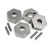 Set hexagone 17mm vendu par 4pcs - 8700101190