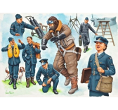 Pilots & Ground Crew Revell - REVELL-02620