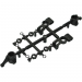 Supports fusees avant arriere Half8 0.9 Kyosho - IH231