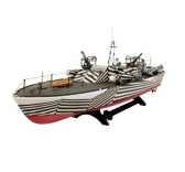 Revell - Torpedo Boat PT 167 - Bateau militaire - REVELL-00026