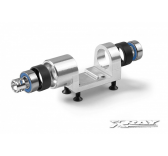 Palier central alu xray RX8 - 345721