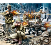 Maquette revell - Infanterie US WWII - REVELL-02599