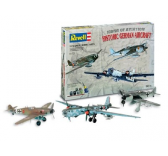 Maquette revell - Avion German Veteran - REVELL-05714