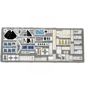 Pieces en photodecoupe Kit 0 - Maquette revell - REVELL-00710