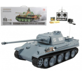 Modelisme Char - Char d assault RC 1/16 Panther G complet (Bruit/Fumee) - Rc system - 3879-1