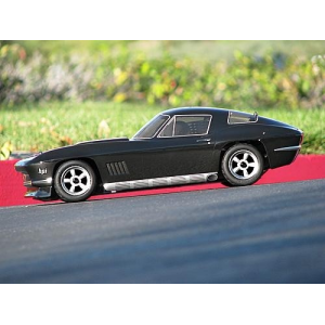 Modelisme voiture - Carrosserie Corvette Stingray 1967 HPI - 870017526
