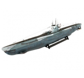 Maquette revell - U-Boot Typ VIIC - REVELL-05015