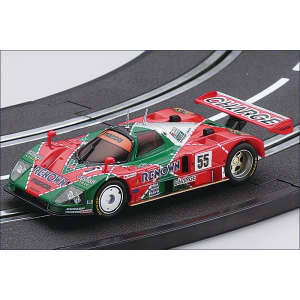 DSLOT43 MAZDA 787 No.55 RENOWN 1991 LM WINNER - D1431040104