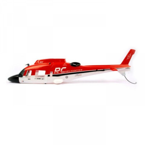 Modelisme helicoptere - Fuselage rouge Tiny 700 CX - Esky - CX002709
