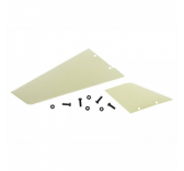 Modelisme helicoptere - Empennages - Helicoptere radiocommande Caliber 30 Kyosho - CA3060A