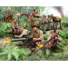 Maquette revell - Infanterie Anzacs WWII - REVELL-02529