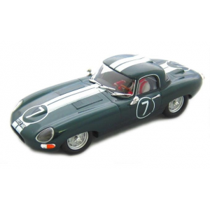 Voiture circuit routier Ninco - Jaguar E-Type Roadster - British Green- - 50599